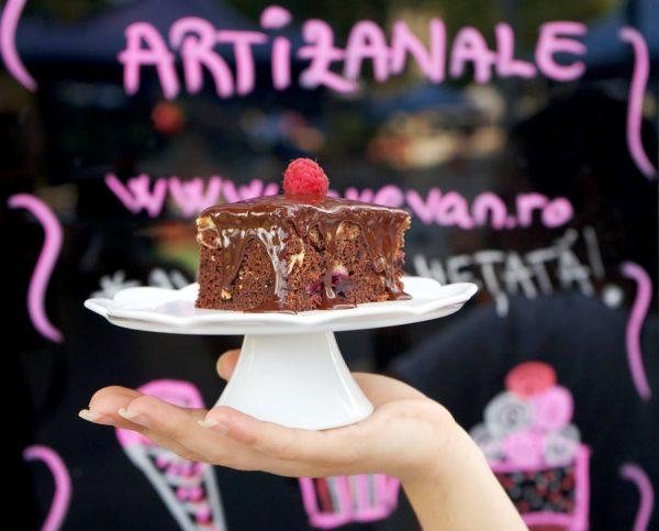 cakevan brownie